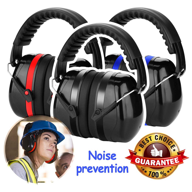 Ear Muffs Hearing Foldable Noise Reduction Protection Gun Shooting Range US